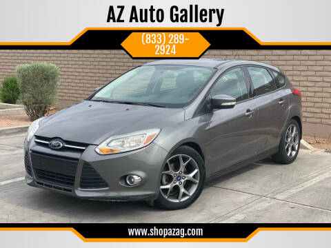 2014 Ford Focus for sale at AZ Auto Gallery in Mesa AZ