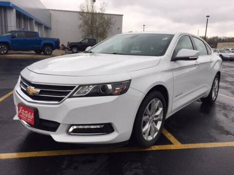 2018 Chevrolet Impala for sale at Jones Chevrolet Buick Cadillac in Richland Center WI