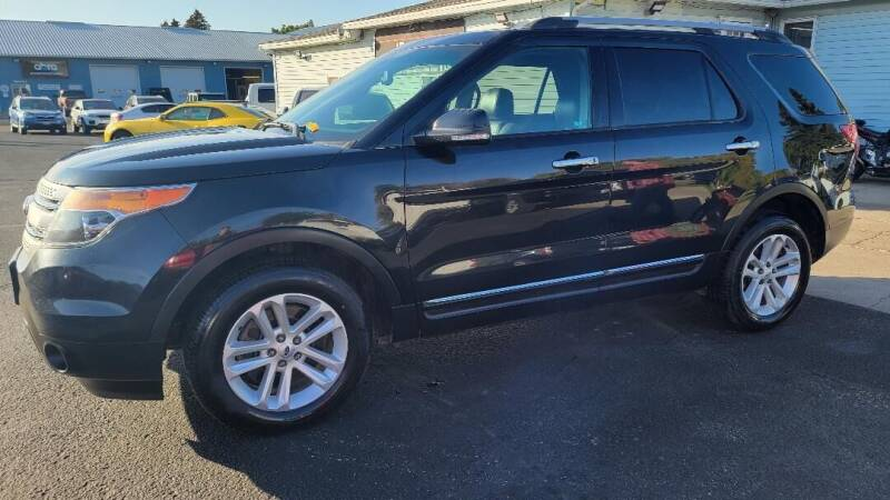 2015 Ford Explorer for sale at JR Auto in Brookings SD