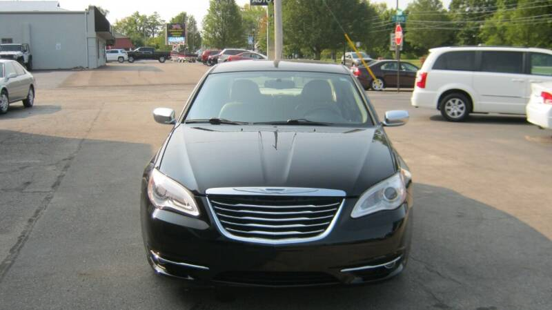 2012 Chrysler 200 for sale at SOUTHERN AUTO GROUP, LLC in Grand Rapids MI