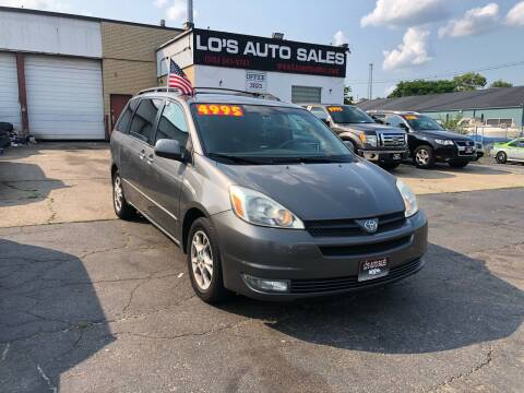 2005 Toyota Sienna for sale at Lo's Auto Sales in Cincinnati OH