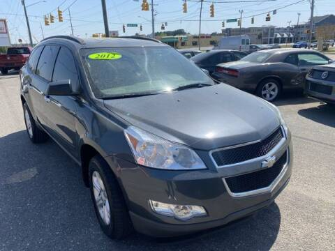 2012 Chevrolet Traverse for sale at Sell Your Car Today in Fayetteville NC