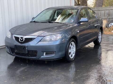 2009 Mazda MAZDA3 for sale at Stellar Motor Group in Hudson NH