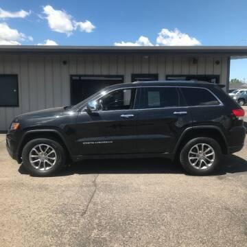 2015 Jeep Grand Cherokee for sale at STEVE'S AUTO SALES INC in Scottsbluff NE