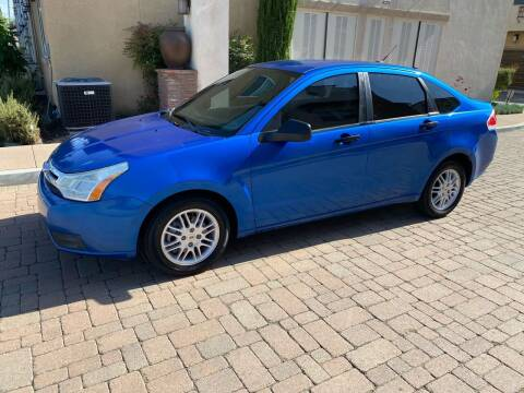 2010 Ford Focus for sale at California Motor Cars in Covina CA
