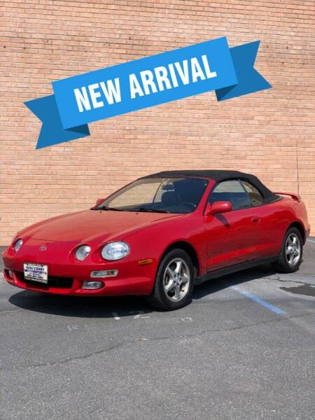 1999 Toyota Celica for sale in Redlands, CA
