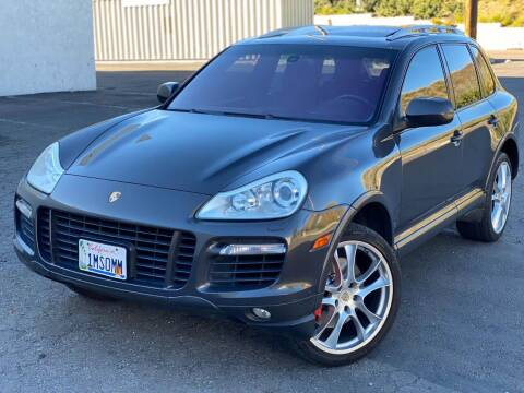 2009 Porsche Cayenne for sale at Gold Coast Motors in Lemon Grove CA