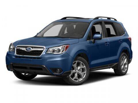 2016 Subaru Forester for sale at HILAND TOYOTA in Moline IL