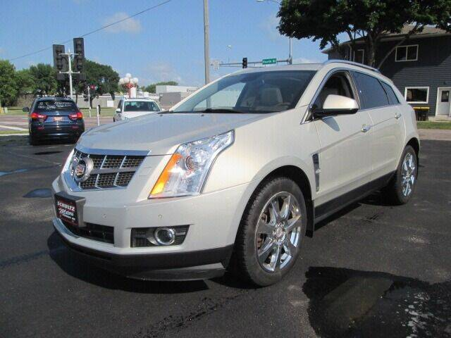 2011 Cadillac SRX for sale at SCHULTZ MOTORS in Fairmont MN