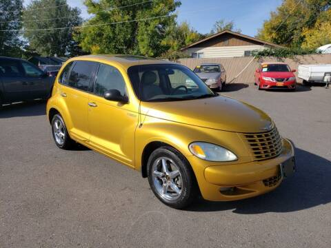 2002 Chrysler PT Cruiser for sale at Progressive Auto Sales in Twin Falls ID