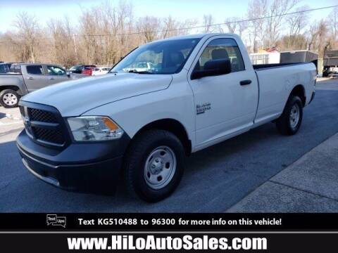 2019 RAM Ram Pickup 1500 Classic for sale at Hi-Lo Auto Sales in Frederick MD