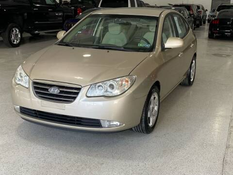 2008 Hyundai Elantra for sale at Hamilton Automotive in North Huntingdon PA