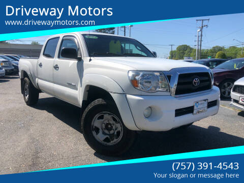 2008 Toyota Tacoma for sale at Driveway Motors in Virginia Beach VA