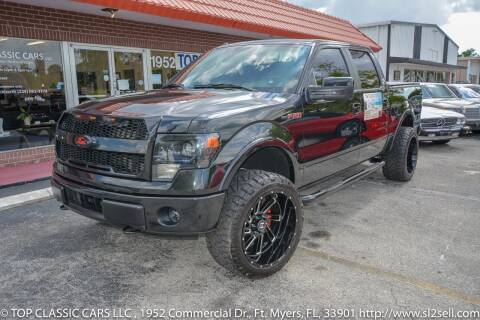 2013 Ford F-150 for sale at Top Classic Cars LLC in Fort Myers FL