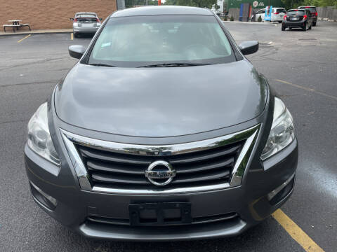 2015 Nissan Altima for sale at Pay Less Auto Sales Group inc in Hammond IN