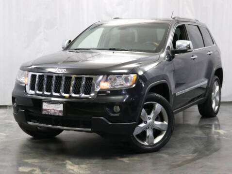 2013 Jeep Grand Cherokee for sale at United Auto Exchange in Addison IL