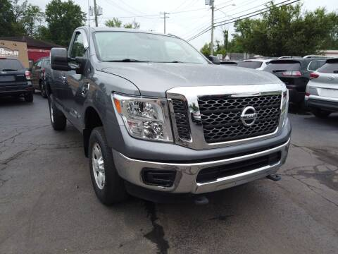 2017 Nissan Titan XD for sale at RS Motors in Falconer NY