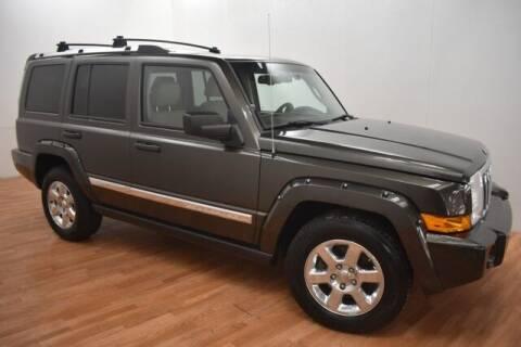 2006 Jeep Commander for sale at Paris Motors Inc in Grand Rapids MI