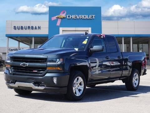 2018 Chevrolet Silverado 1500 for sale at Suburban Chevrolet of Ann Arbor in Ann Arbor MI