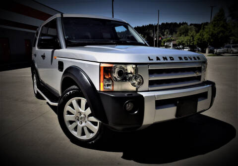 2005 Land Rover LR3 for sale at A1 Group Inc in Portland OR