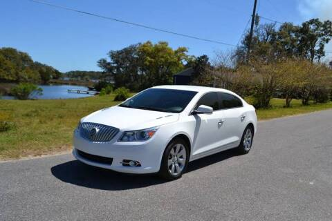 2012 Buick LaCrosse for sale at Car Bazaar in Pensacola FL