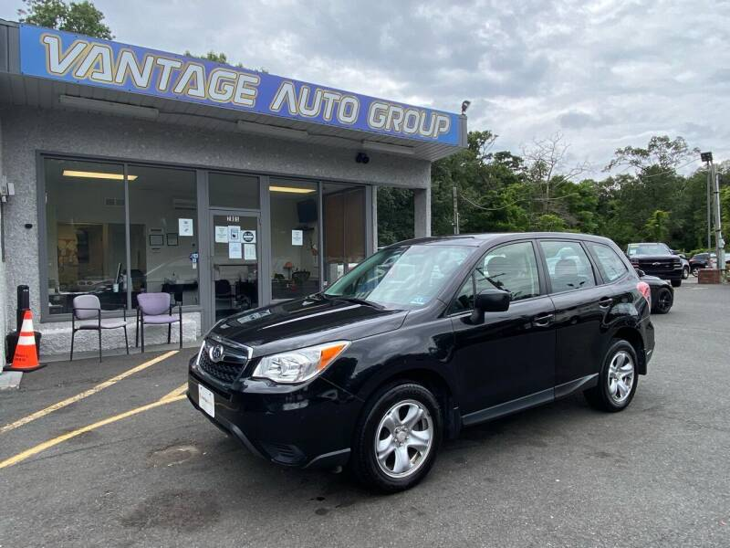 2014 Subaru Forester for sale at Vantage Auto Group in Brick NJ