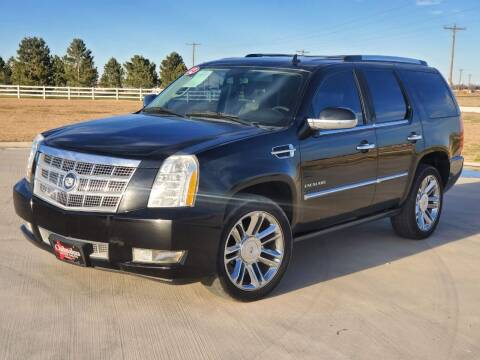 2012 Cadillac Escalade for sale at Chihuahua Auto Sales in Perryton TX