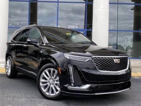 2020 Cadillac XT6 for sale at Capital Cadillac of Atlanta New Cars in Smyrna GA