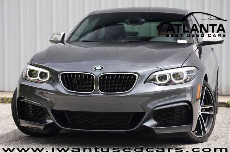 2018 BMW 2 Series for sale in Norcross, GA