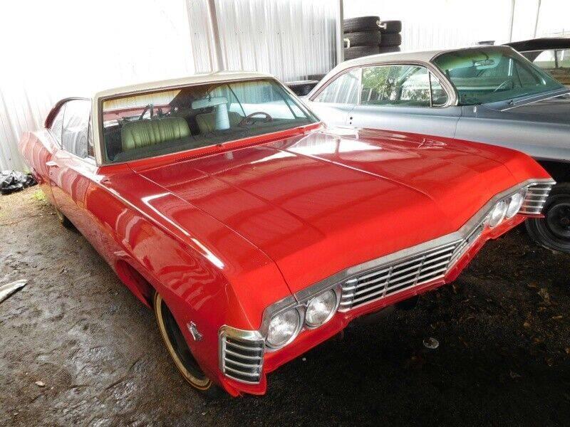 1967 Chevrolet Impala for sale at SARCO ENTERPRISE inc in Houston TX
