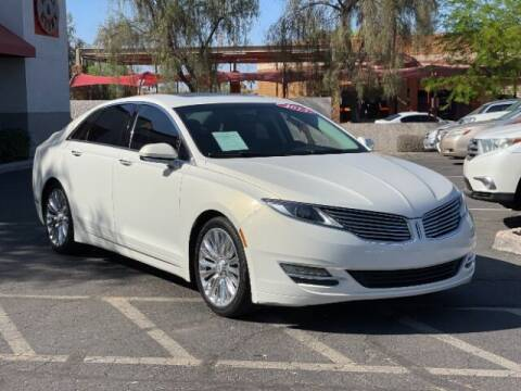 2013 Lincoln MKZ for sale at Brown & Brown Wholesale in Mesa AZ