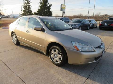 2005 Honda Accord for sale at Import Exchange in Mokena IL