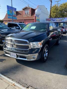 2015 RAM Ram Pickup 1500 for sale at 2955 FIRESTONE BLVD - 3271 E. Firestone Blvd Lot in South Gate CA