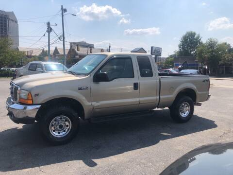 2001 Ford F-250 Super Duty for sale at BWK of Columbia in Columbia SC