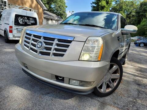 2007 Cadillac Escalade for sale at Philip Motors Inc in Snellville GA