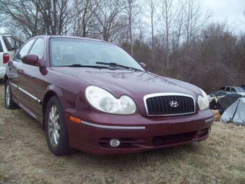 2004 Hyundai Sonata for sale at Frank Coffey in Milford NH