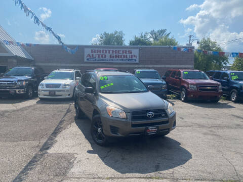 2009 Toyota RAV4 for sale at Brothers Auto Group in Youngstown OH