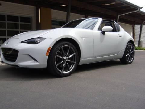 2018 Mazda MX-5 Miata RF for sale at Western Auto Brokers in Lynnwood WA