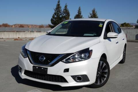 2016 Nissan Sentra for sale at BAY AREA CAR SALES in San Jose CA