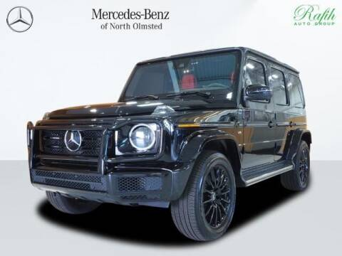 2020 Mercedes-Benz G-Class for sale at Mercedes-Benz of North Olmsted in North Olmstead OH