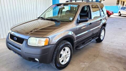 2004 Ford Escape for sale at Bob Ross Motors in Tucson AZ