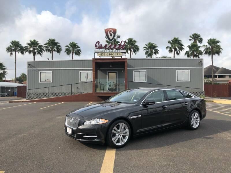 2013 Jaguar XJL for sale at Barrett Auto Gallery in San Juan TX