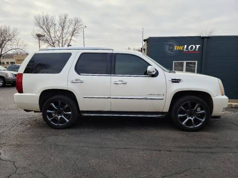 2007 Cadillac Escalade for sale at THE LOT in Sioux Falls SD