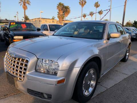 2005 Chrysler 300 for sale at North County Auto in Oceanside CA
