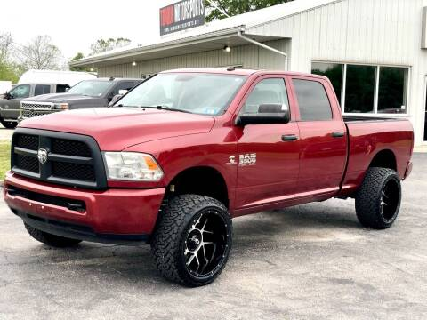 2014 RAM Ram Pickup 3500 for sale at Torque Motorsports in Rolla MO