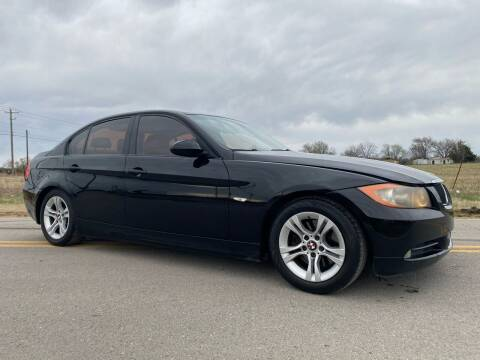 2008 BMW 3 Series for sale at ILUVCHEAPCARS.COM in Tulsa OK