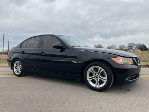2008 BMW 3 Series for sale at ILUVCHEAPCARS.COM in Tulsa OK