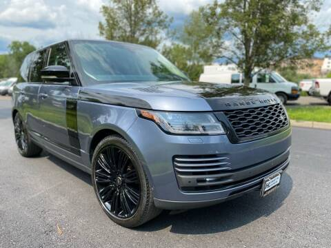 2019 Land Rover Range Rover for sale at HERSHEY'S AUTO INC. in Monroe NY