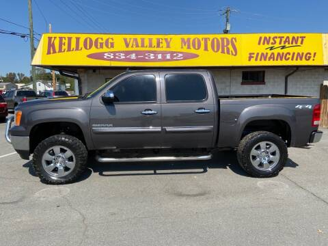 2010 GMC Sierra 1500 for sale at Kellogg Valley Motors in Gravel Ridge AR