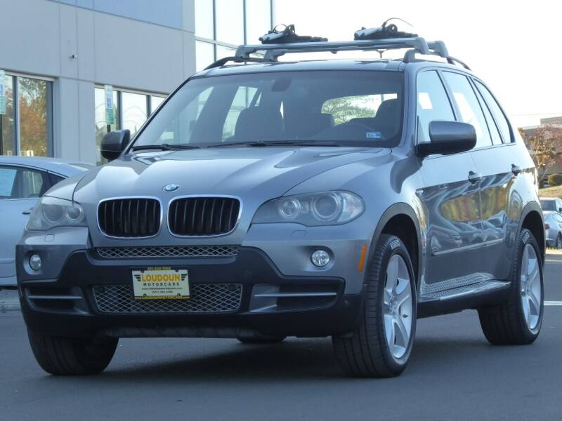 2008 BMW X5 for sale at Loudoun Used Cars - LOUDOUN MOTOR CARS in Chantilly VA